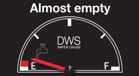 Amid drought, SA hospital limits service because of water shortage
