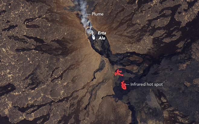 Ethiopia: Scientists watch Erta Ale volcano as new quake hits Oromia region