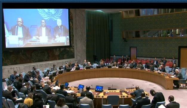 UN Security Council focuses on Kabila, DR Congo agreement status