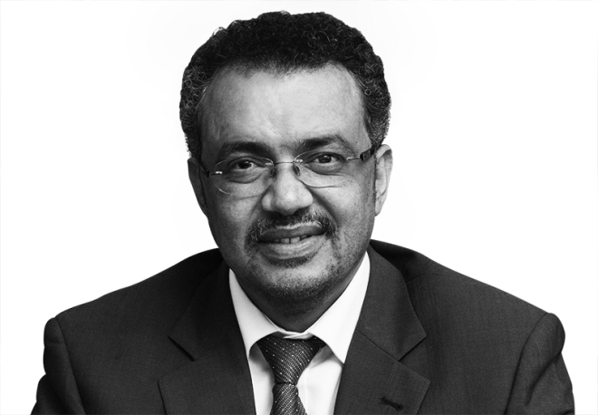 Ethiopia's Tedros among three finalists for WHO director general