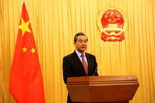 #China's foreign minister to visit five African nations, discuss FOCAC agreements