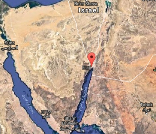 Rockets aimed at Israel draw new attention to Islamic State in Egypt