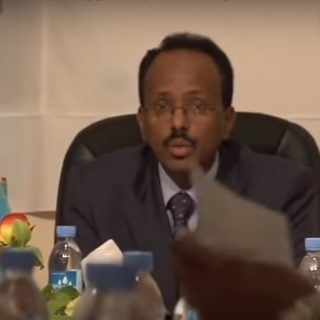 Somalia's presidential election ends in Farmaajo win; Mohamud concedes
