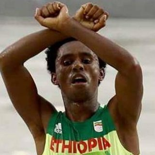 Ethiopia: Oromo athlete Feyisa reunited with family in U.S.