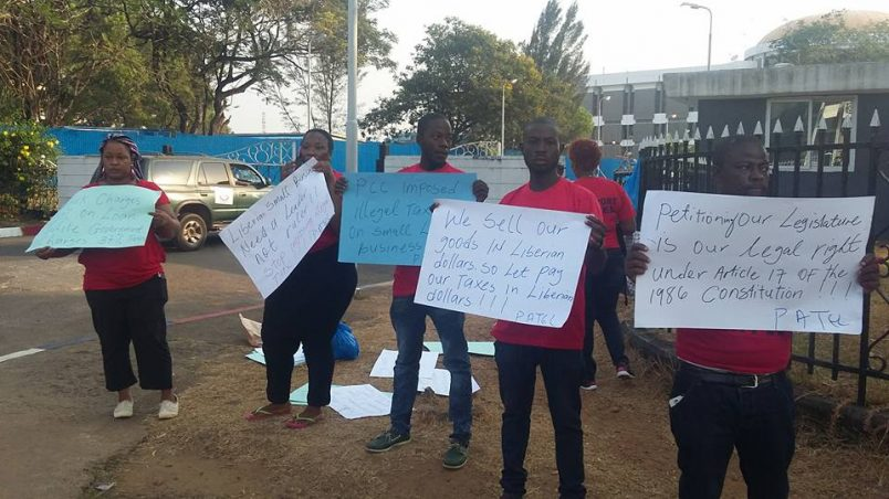 Liberia: Business group's 3-day protest strike over taxes, currency continues