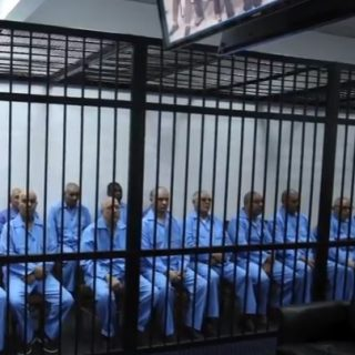UN report on Libya trials calls for Gaddafi's son to stand before ICC