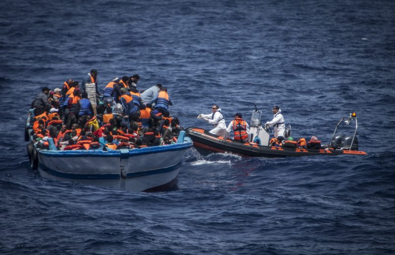 EU leaders head to Malta for talks on African migration, European unity