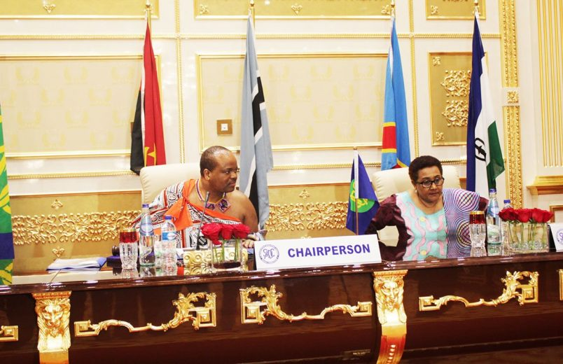 Swaziland: SADC summit focuses on political crisis in Lesotho