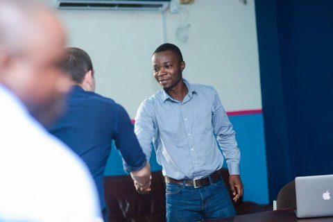 Tech entrepreneurs in Ghana talk innovation with Facebook exec