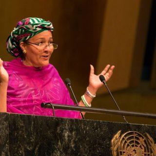Nigeria's Mohammed sworn in as UN Deputy Secretary-General