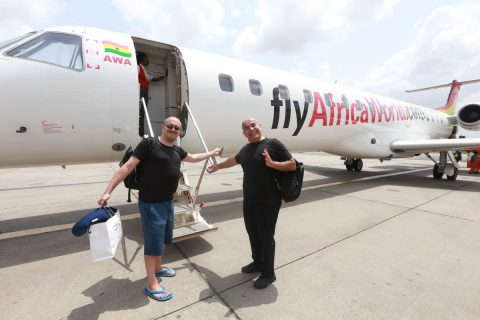 South Africa up next to host 'Geeks on a Plane' tech startup tour