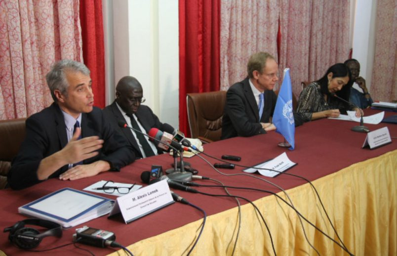 UN Security Council visits Niger, wraps up Lake Chad tour in Nigeria