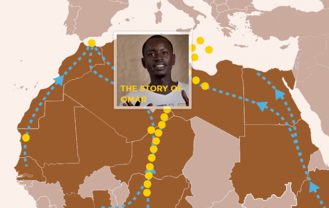 IOM: Libya is a 'torture archipelago' for migrants sold as slaves