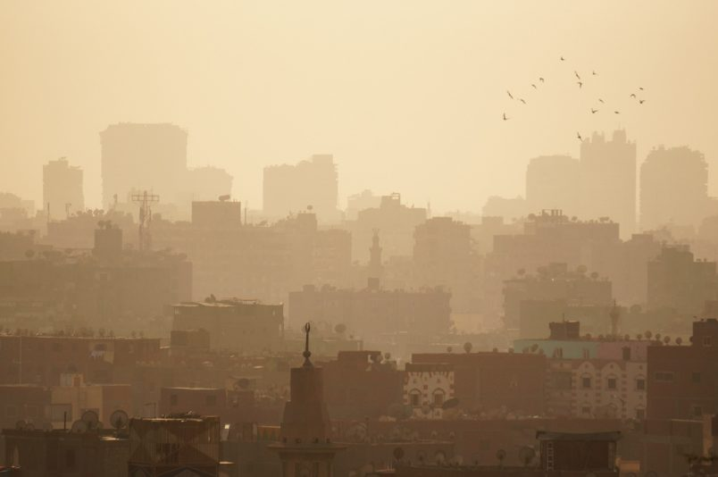Air pollution and the impact on public health in Africa