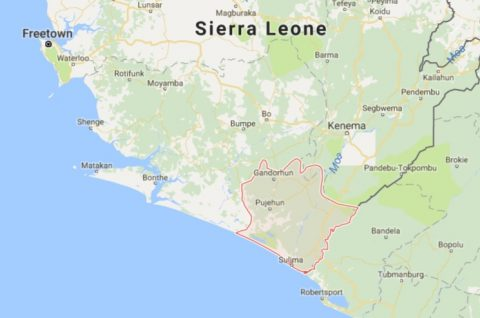 Sierra Leone reports rare case of #monkeypox