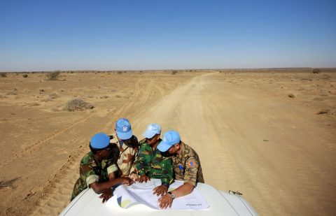 Polisario Front pulls out of Guerguerat as UNSC extends MINURSO mandate