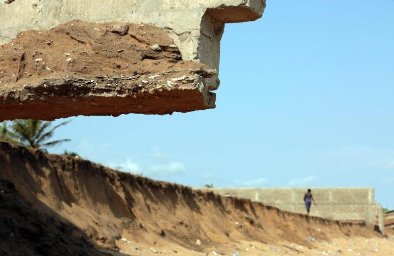 Togo: Renewed efforts to turn the tide on coastal erosion