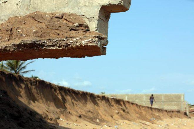 Togo: Renewed efforts to turn the tide on coastal erosion