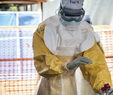 Ebola outbreak: Medical teams en route to remote DR Congo region