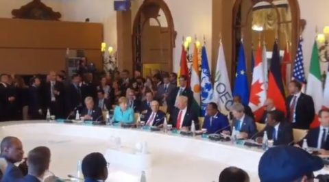 Focus on Africa in Guterres' remarks to G7 leadership
