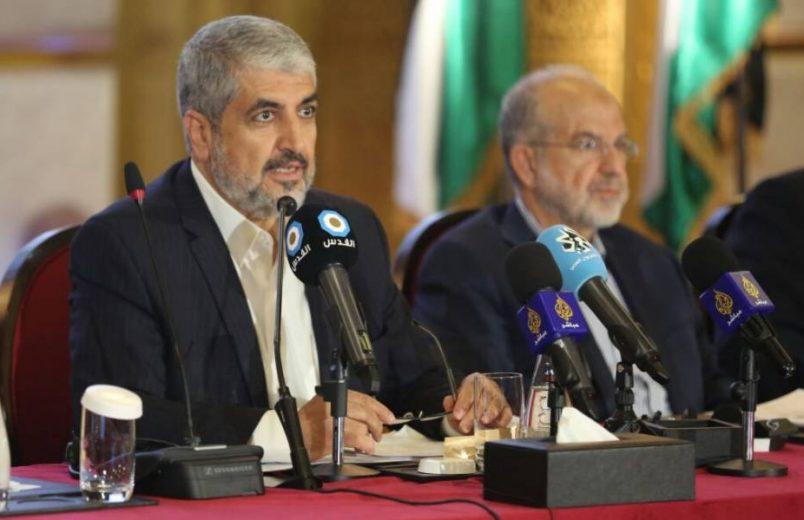 Ahead of Trump visit, Abbas visits Egypt and Jordan; Hamas takes 'consensus' position