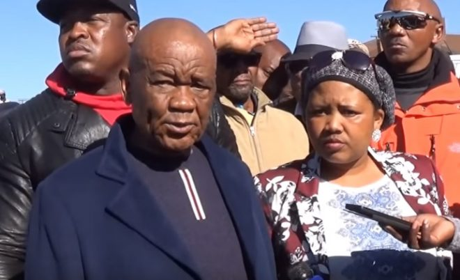 Lesotho election: Thabane vows to make nation 'a beacon of hope'