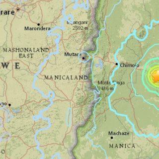 Mozambique: Beira residents describe waking to 5.6-magnitude quake
