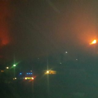 Knysna mayor: 'I have no words' over swift, destructive SA wildfire