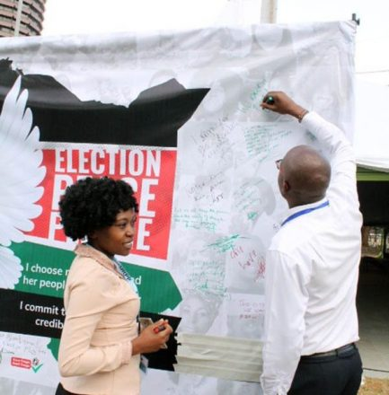 Western diplomats urge transparency as Kenya election prep moves ahead