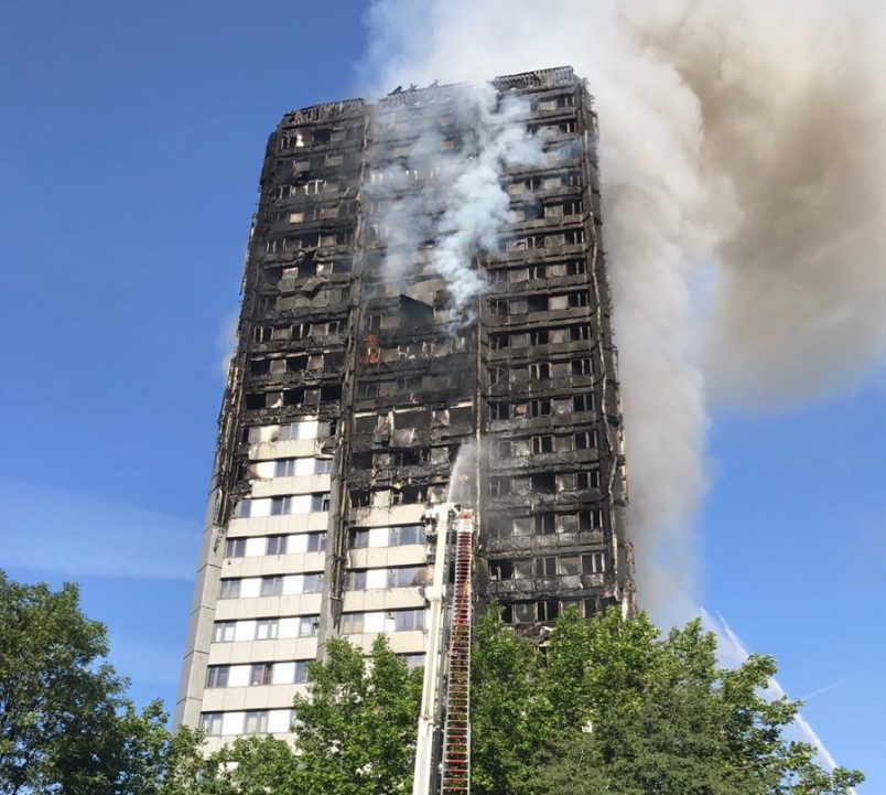 Update: Death toll at 30 in London fire, fatalities expected to rise