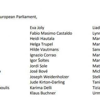 39 EU parliament members call for Ethiopia human rights investigation