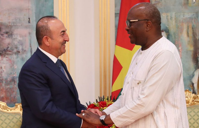 Gambian minister is next as Turkey ups engagement with African states