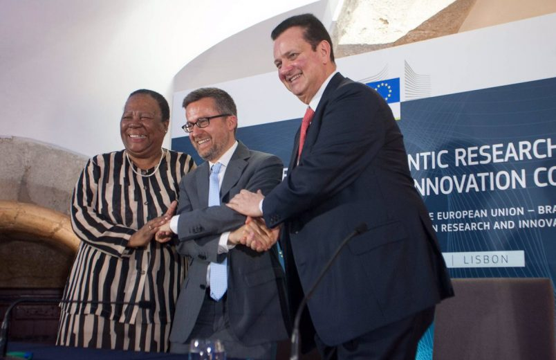 SA, Brazil partner with EU on South-South Atlantic ecosystem research