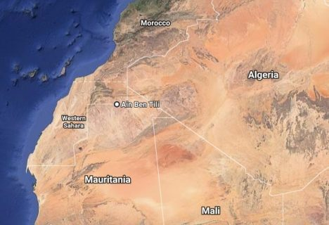 Mauritania establishes restricted military zone at Mali, Algeria borders