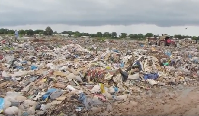The Gambia: Police, environmental activists clash over trash