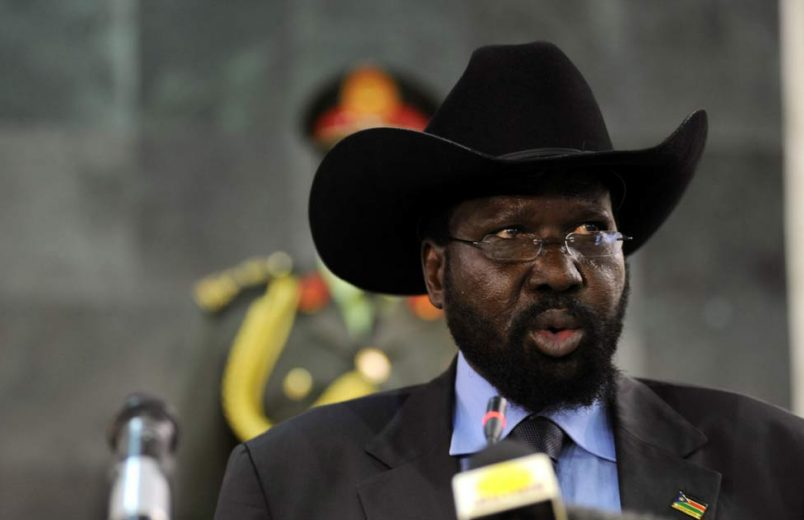 Rights group urges UNSC sanctions against Kiir, Machar and South Sudanese leaders