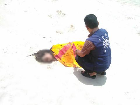 50 Somali, Ethiopian migrants drown when forced into the sea