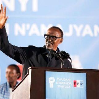 Kagame celebrates Rwanda win as U.S. questions irregularities, lack of transparency