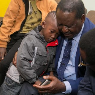 Odinga to announce post-election plans to an uneasy Kenya