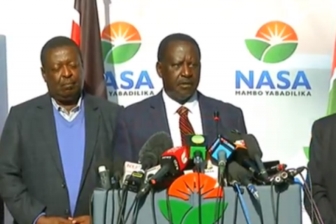 Kenya election: Odinga to contest 'computer generated fraud' in court