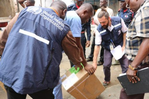 More aid arrives to Sierra Leone as slide deaths reach 500, with 600 missing