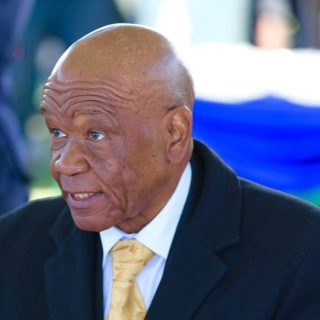 Thabane says Lesotho is under control following murder of defense chief