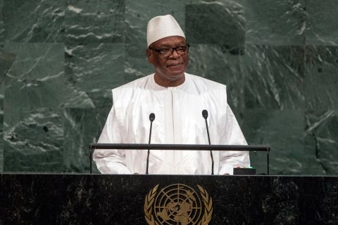 UNGA: Gutteres, Keita appeal for support for G5 Sahel force