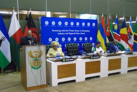 Report: SADC to send 1,000-strong force to help stabilize Lesotho