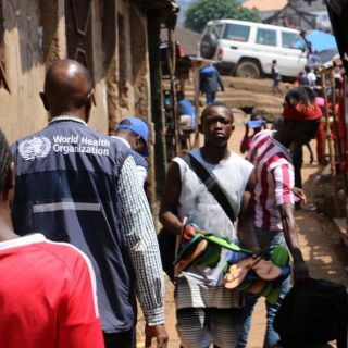 Sierra Leone: SMS polls help landslide victims to identify assistance needs