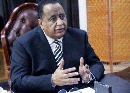 Sudan's Ghandour meets with U.S. officials to discuss sanctions
