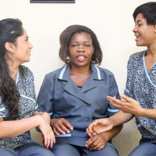 Nigerian startup matches elder care with job creation for youth