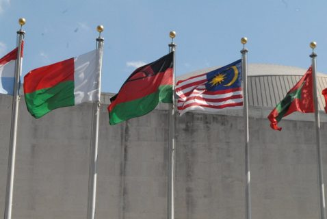 Malawi begins UNGA with proof its flag in New York is flown right