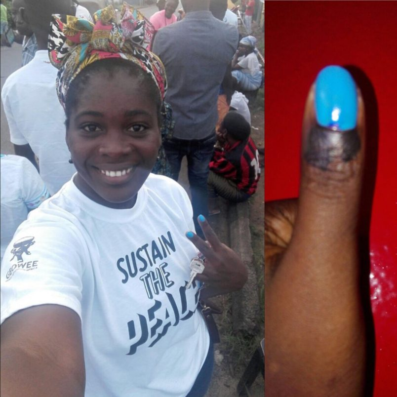 Liberians ready to receive NEC's provisional election results