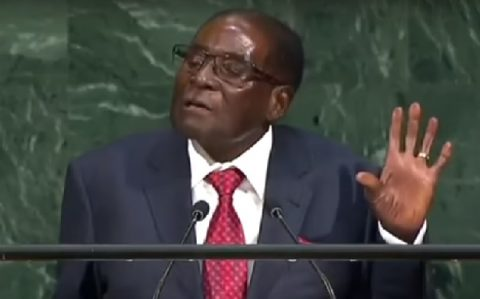 Mugabe won't be WHO ambassador as Tedros withdraws appointment